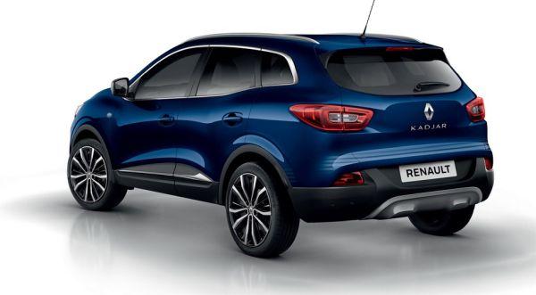Renault представила новую топ-версию Kadjar