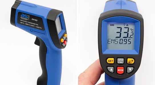 Инфракрасный термометр для дистанционного измерения