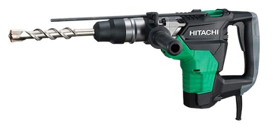 Обзор перфоратора Hitachi DH40MC