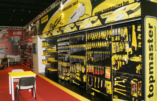 Новое поколение инструментов Topmaster Professional