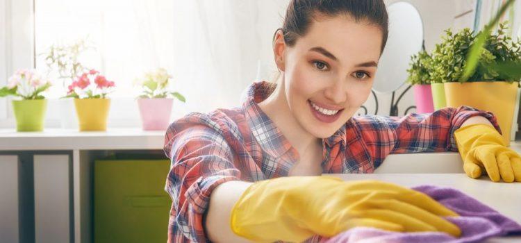 Как сделать уборку дома приятнее?